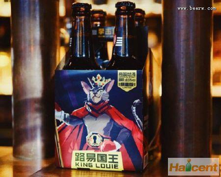 """拳击帝国首页_拳击猫推出瓶装精酿啤酒""""路易国王帝国世涛"""" - 精酿啤酒 ..."""